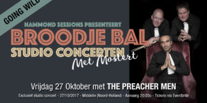 Broodje Bal concert met The Preacher Men