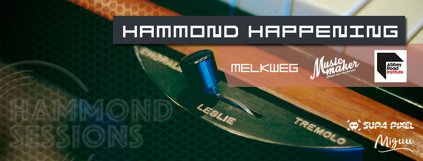 Hammond Happening interviews met Rob Mostert van Hammond Sessions